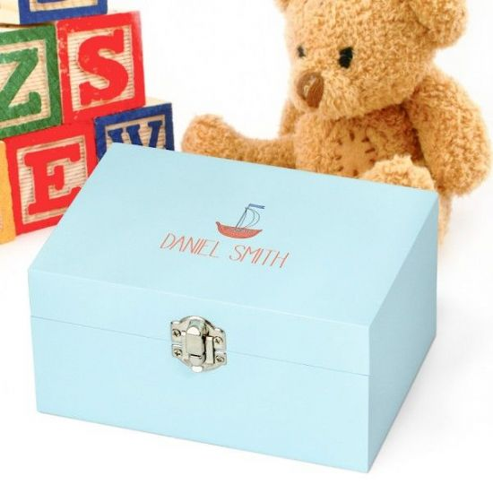 Wooden Keepsake Boxes